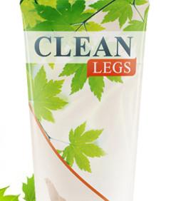 Clean Legs - Новый Крем от Варикоза на Ногах - Горький