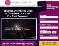 Free Numerology Reading - Bray